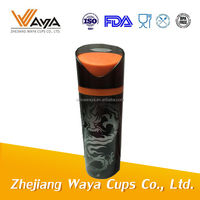 BPA Free plastic tritan bottle with custom logo