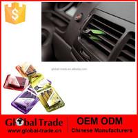 Car Air Freshener Vent Sticks / Clip Scented Air Freshener A1865