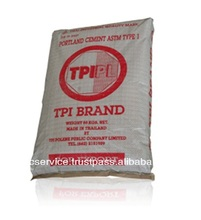 Ordinary Portland Cement (OPC) 42.5 42.5R, Bulk Cheap Price, Type 1 ASTM C-150, High Quality from Thailand