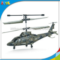 3 Channel Helicopter With Gyro Radio Control Helicopter Mini RC Helicopter