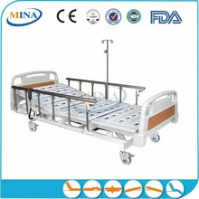 MINA-EB5101-F ABS side rails 5-Function Electric patient bed
