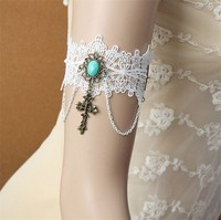 MYLOVE 2015 upper arm band cross chain armlet MLAT01
