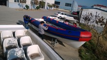 3 to 8.3 m rigid hull inflatable boats china rib boats manufacturers