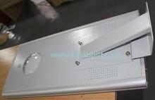 single arm street light pole /Aluminum die casting IP65 Outdoor Solar Street Light