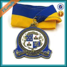 Factory price cheap sport metal medal, award medals for souvenir