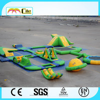 CILE 2015 Newest Customized Inflatable water park for sale