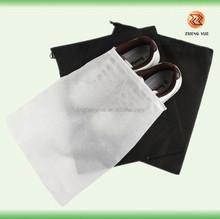 high quality wholesale nine west nonwoven shoe bag