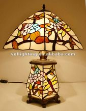 2015 new product Tiffany style table lamps
