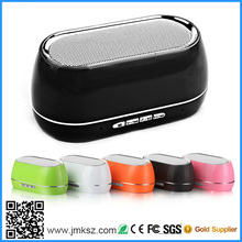 New product wireless waterproof bluetooth speaker with dual magnetic trumpets