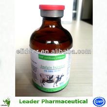 Animal antiviral drugs Analgin injection 30%