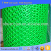 Eco-friendly plastic coated mesh for fence price, barrier fence plastic mesh, plastic mesh for craft