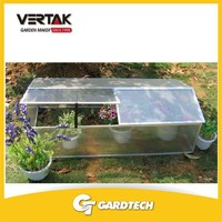 Professional service window best price aluminium extrusion greenhouse