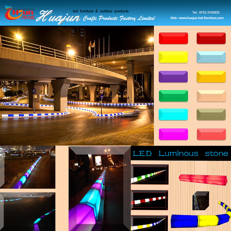 china manufactory solar system plastic led lighting roadside