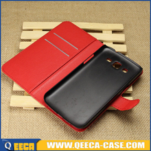 Mobile phone leather case flip cover for samsung galaxy grand g7102 case