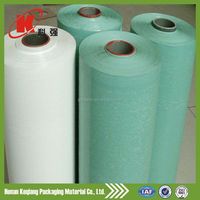 Best stretch silage wrapping film/forage bale membrane/hay bale wrapping film