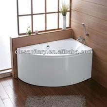 venta caliente bañera de acrílico interior tina de agua caliente