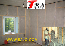 mineral wall insulation blown in insulation r value