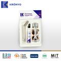 neumático kronyo kit de reparación de vulcanización de caucho parche alicates de corte