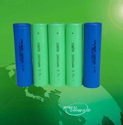 3.6v li-ion rechargeable battery