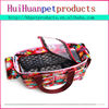 Open top dog carrier bag wholesale pet carrier bag