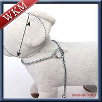High quality metal top paw dog collars