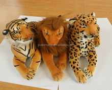 animated plush tiger toy soft toy stuffed animal toy for children