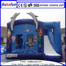Graduation and corporate party planning ideas cheap inflatable bouncer combo