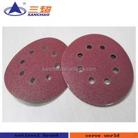 Linyi sanchao Abrasive Sanding Velcro Discs
