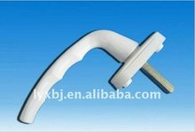 China factory manufacturing inward opening handle of plastic material for window