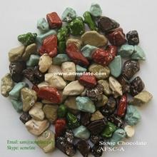 venda de chocolate mais popular quente coberto de girassol barato lanche doces