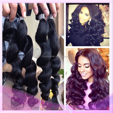 Hot New Products Wholesale malaysian hair loose wave hair