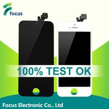 Original quality mobile phone lcd with digitizer touch screen for iphone 5