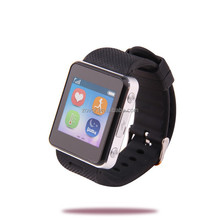 Heart rate monitor watch with Infrared temperature measurement