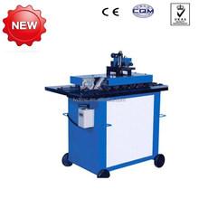 hydraulic notching machine, QX28Y-4*200 electric notcher lathe,Adjustable and fixed angle chute cutting machine