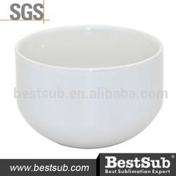 Bestsub Sublimation Big Ceramic Soup Bowl