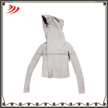 wholesale 2015 new desgin women's short jackets with wood