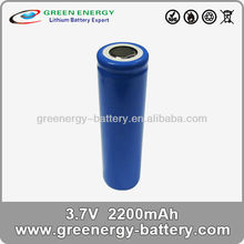 18650 3.7v rechargeable lithium aa batteries for water meter