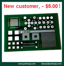 Fr4 double Sided PCB design and manufacture