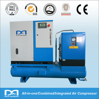 DREAM Combined screw Air Compressor spacial for industrial freeze dryer