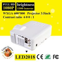 Mobile with projector trade assurance supply wifi interactive projector games