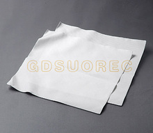 100% Polyester Class 10-100 Cleanroom clean wiper