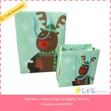 luxury Newest 2015 China custom paper bag / printing paper bag / shopping paper bag