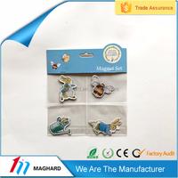 2015 promotional gift magic magnet set paper magnet cute fridge magnet for fun