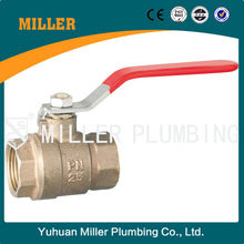 "ML-1501 yuhuan supply UPC Approved 1-1/4"" Forged,A105,F316,F304,LF2,LF3,F51,F55 Material and Manual Power Ball Valve"
