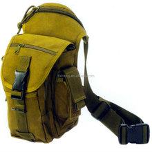 canvas military satchel;special bag