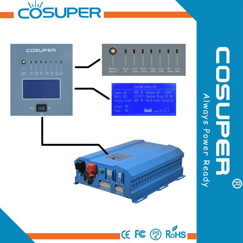 Pure Sine Wave Solar Hybrid 1000 Watt Power Inverter Circuit Diagram