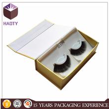 Eyelash box with window paper box packaging
