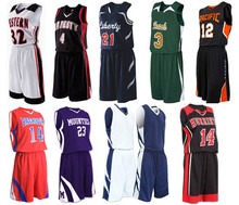 Healong Design sublimation custom Your Own Discount New Basketball Jersey