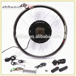 2014 new ! CE two years warranty 35kph speed 36v 500w electric bicycle conversion kit