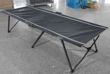 Outdoor Portable Military Folding Camping Bed Cot Sleeping Hiking Travel